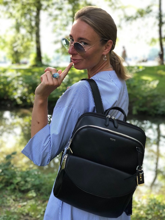 How I did find my ideal business travel bag!